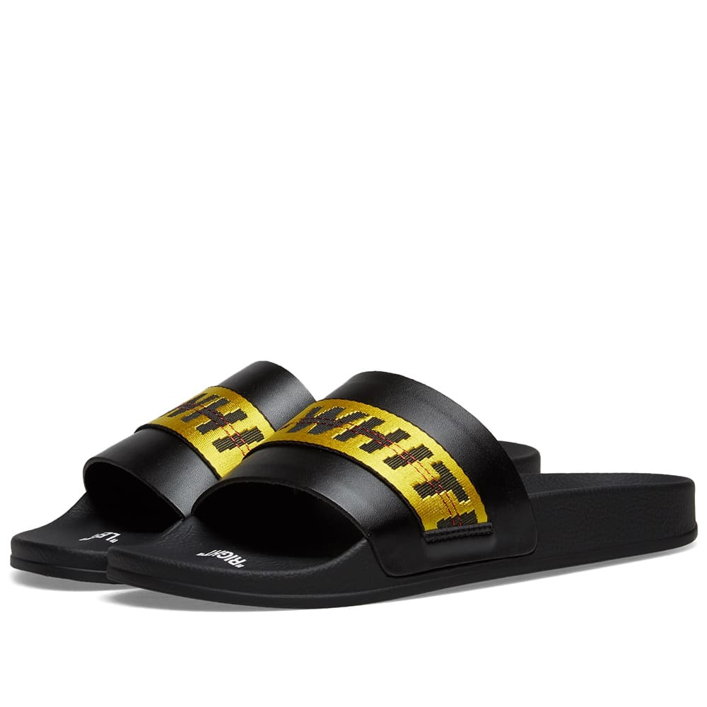 Photo: Off-White Industrial Slide