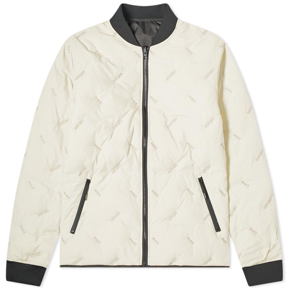 Photo: Kenzo Reversible Light Packable Down Jacket