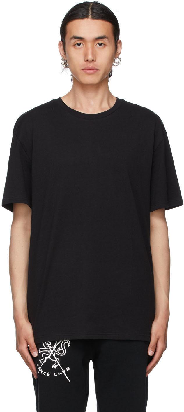 Photo: Ksubi Black 4 x 4 Kross Biggie T-Shirt
