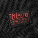 Filson - Dryden Leather-Trimmed Nylon Briefcase - Black
