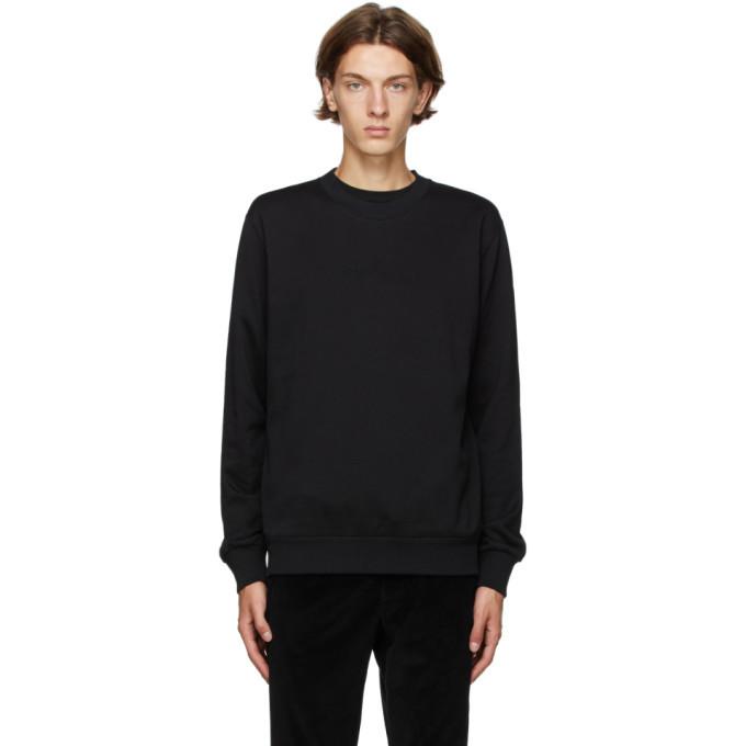 Photo: Dolce and Gabbana Black Essentials Sweatshirt
