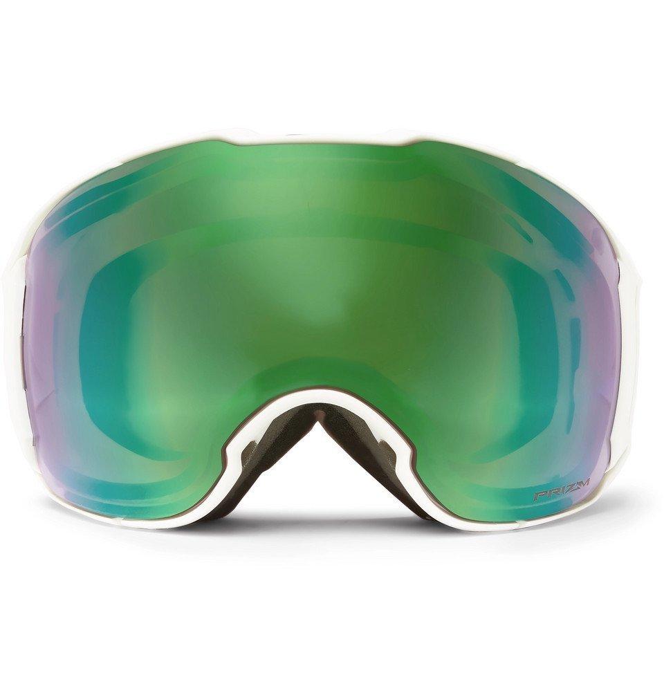 Photo: Oakley - Airbrake XL Snow Goggles - Men - Green