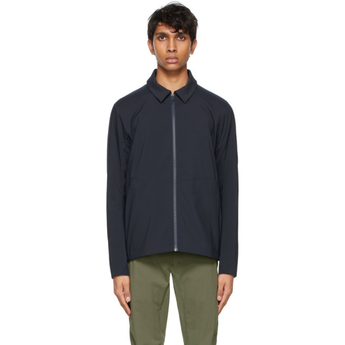 Photo: Veilance Navy Quoin IS Jacket