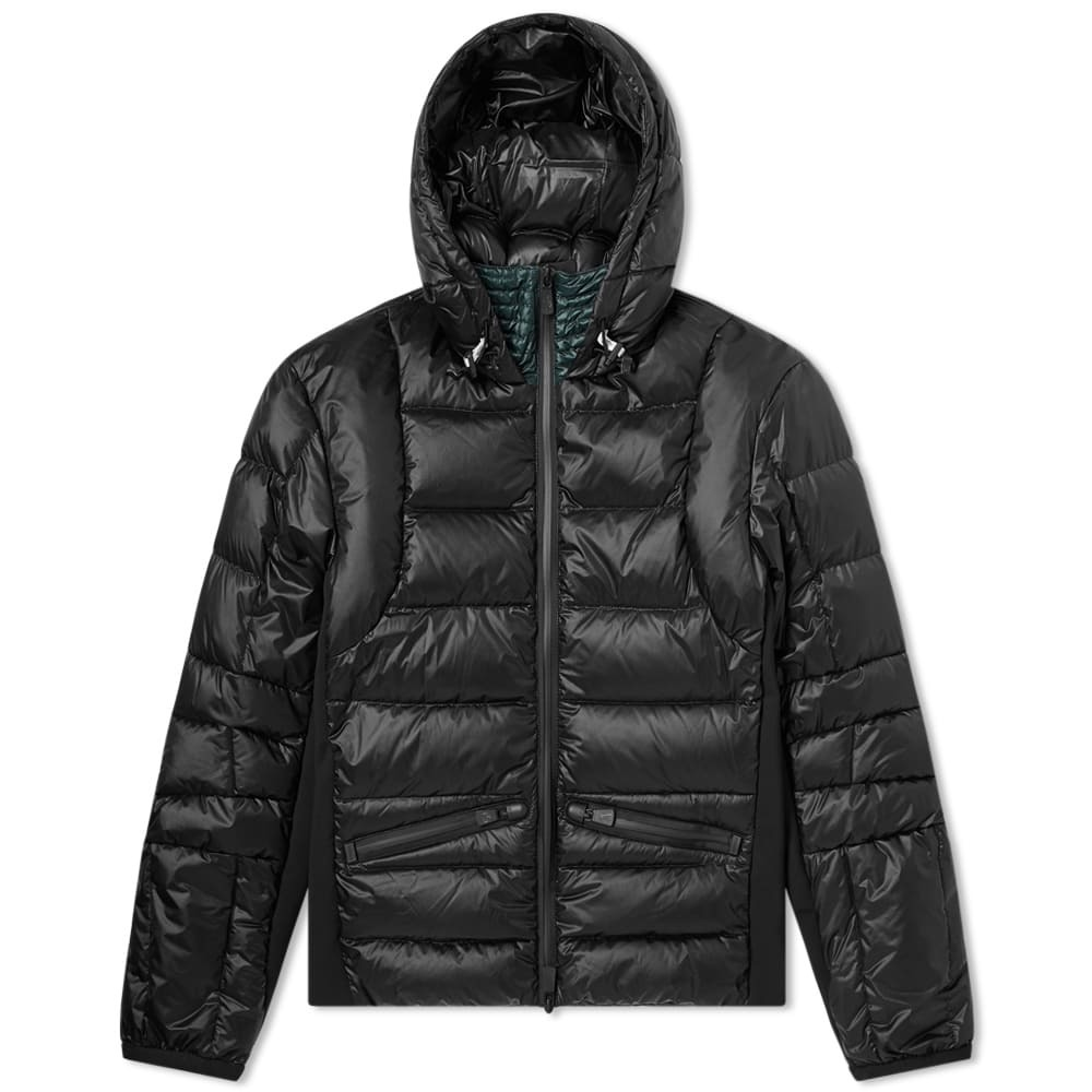 Photo: Moncler Grenoble Mouthe Hooded Down Jacket