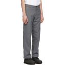 EDEN power corp Grey Corp Cargo Pants