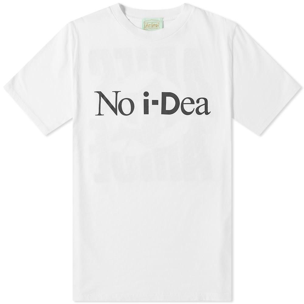 Photo: Aries x i-D No Idea Tee