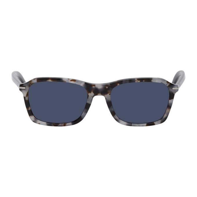 Photo: Dior Homme Blue BlackTie273S Sunglasses