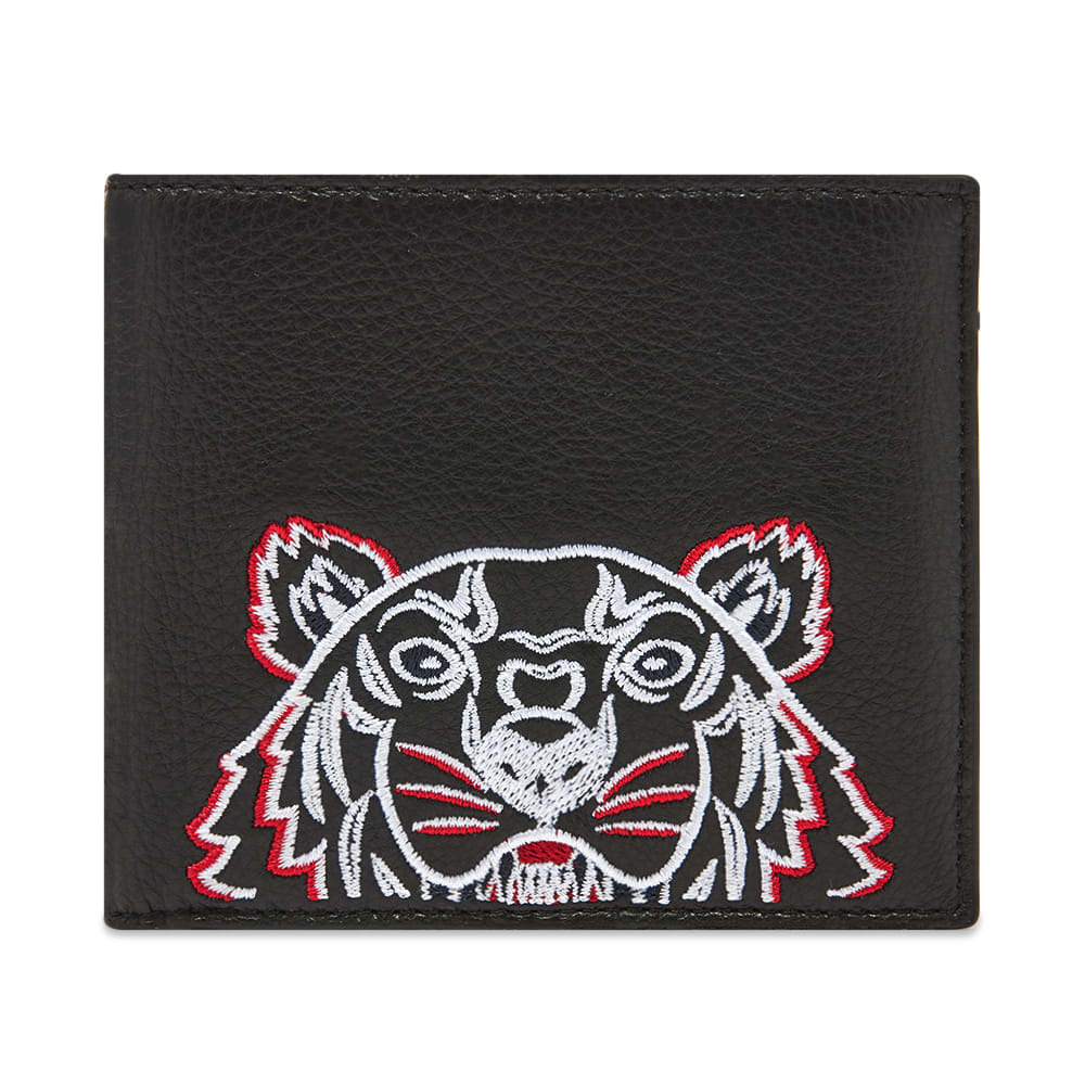 Photo: Kenzo Tiger Leather Fold Wallet