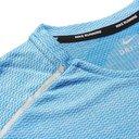 Nike Running - Ultra TechKnit Running T-Shirt - Blue