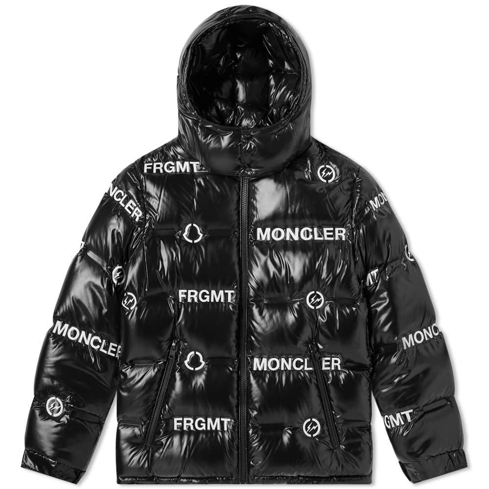 Photo: Moncler Genius - 7 Fragment Logo Down Jacket
