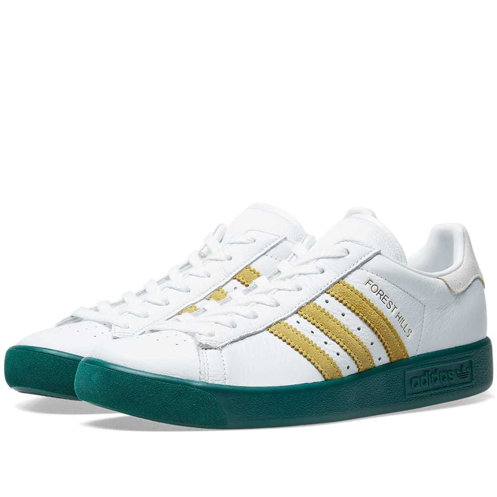 Adidas Forest Hills White