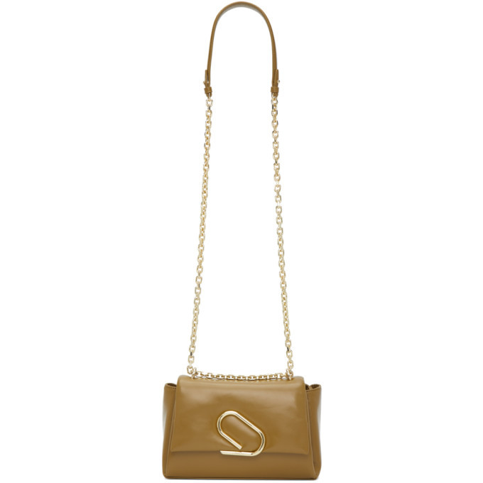 3.1 Phillip Lim Tan Alix Soft Chain Bag