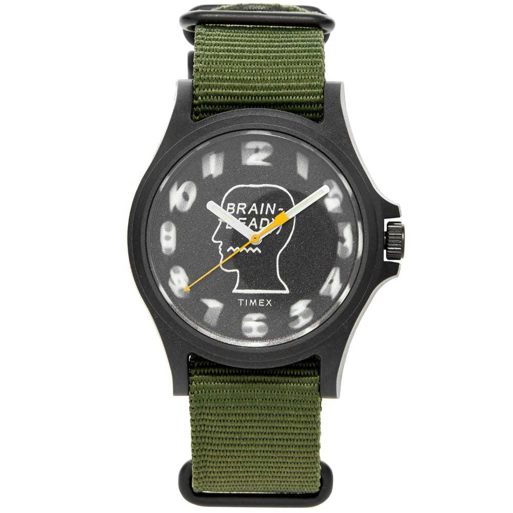 Photo: Brain Dead x Timex TWG021900 Watch