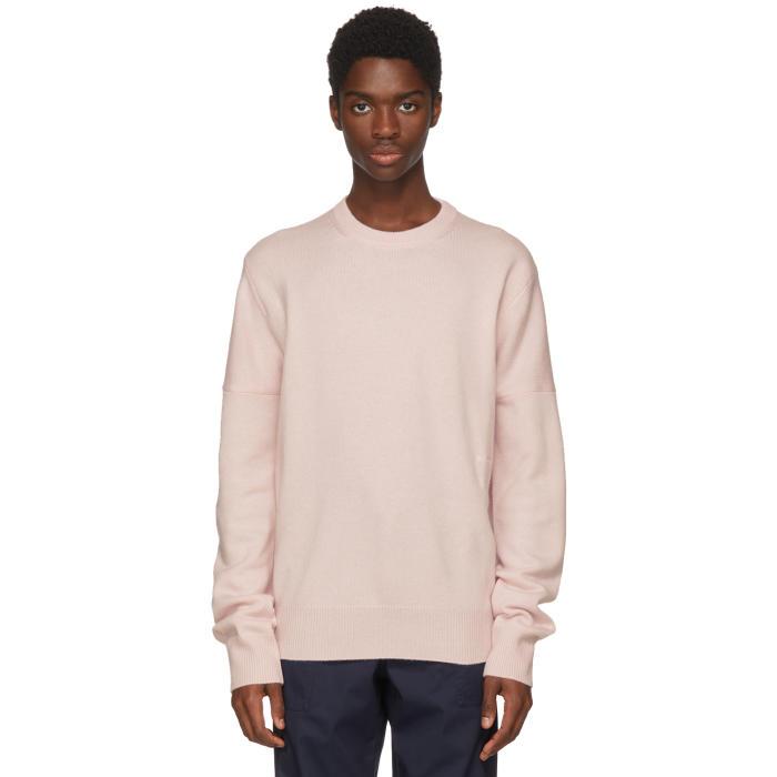 Photo: Calvin Klein 205W39NYC Pink Cashmere Sweater
