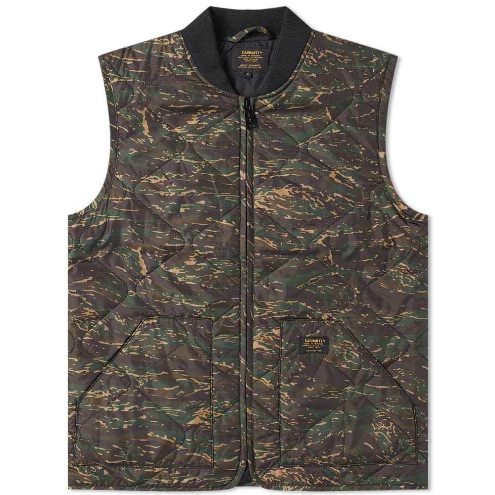 Photo: Carhartt Newton Vest Liner