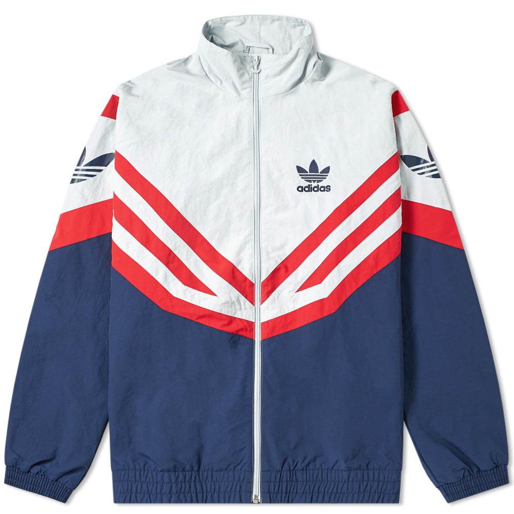 Photo: Adidas Sportive Track Jacket Collegiate Navy