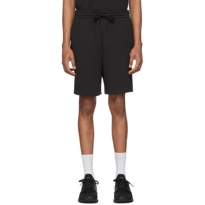 Photo: adidas Originals Black Vocal Track Shorts