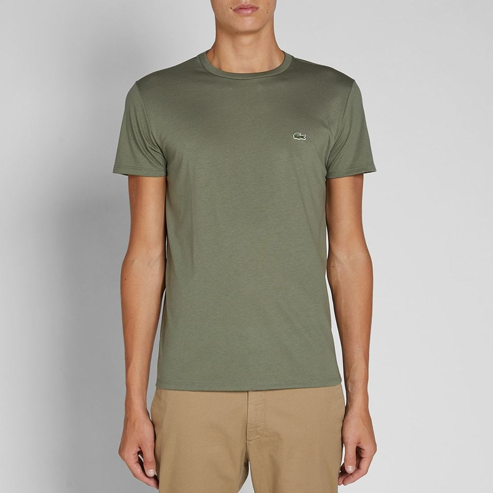 Photo: Lacoste Classic Fit Tee