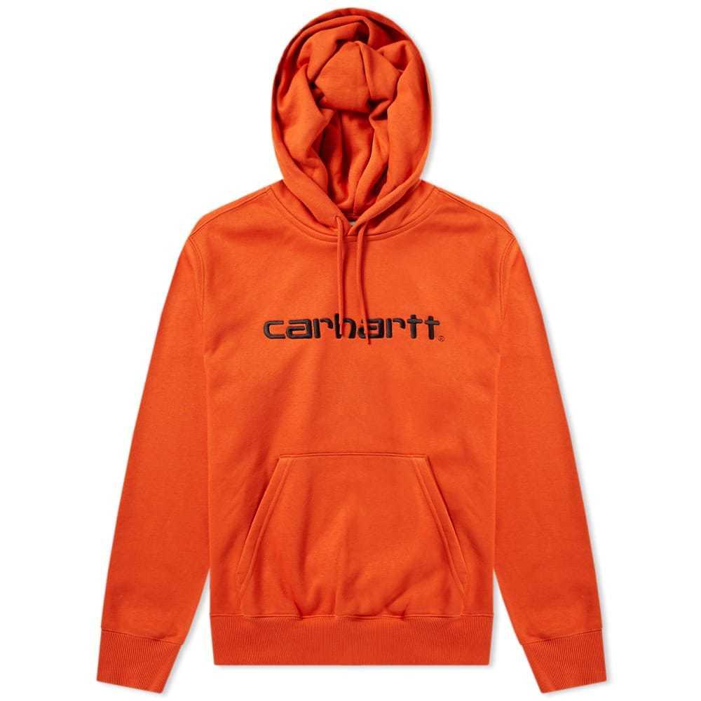 Photo: Carhartt Hooded Crew Sweat