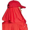 Raf Simons Red Joy Division Atmosphere Baseball Cap