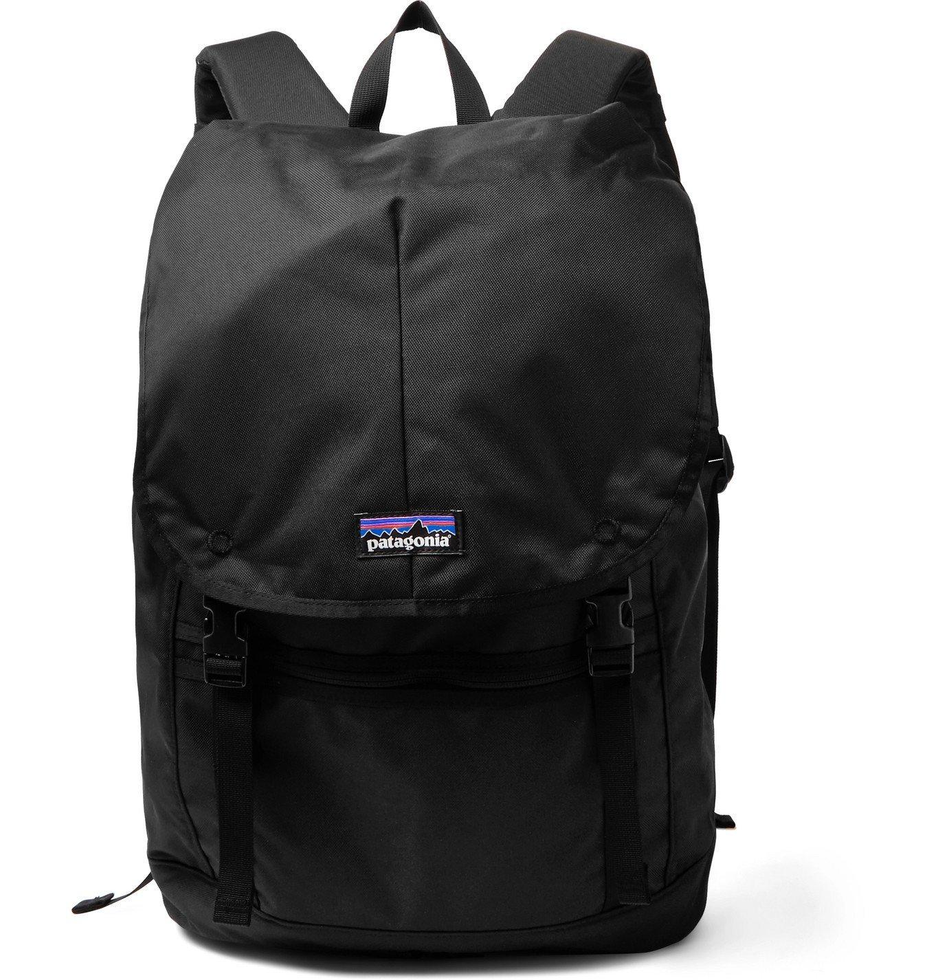 Photo: PATAGONIA - Arbor Classic Canvas Backpack - Black