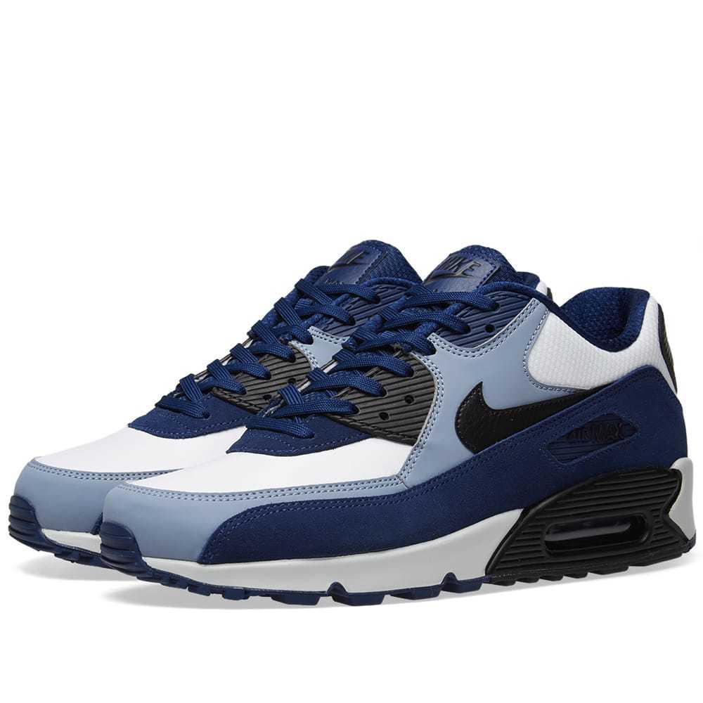 Nike Air Max 90 Leather Blue Nike