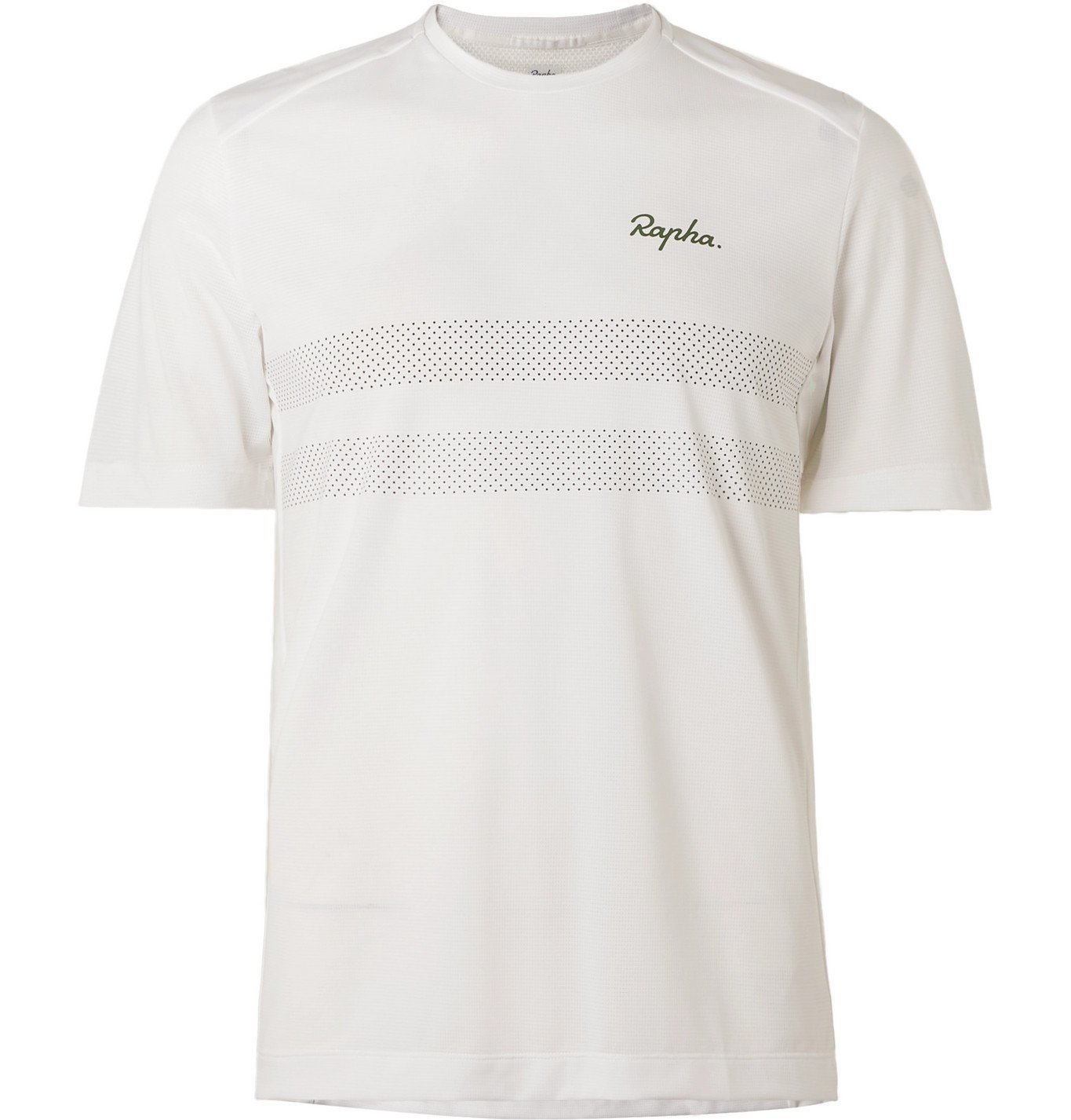 Photo: Rapha - Explore Stretch-Jersey T-Shirt - White