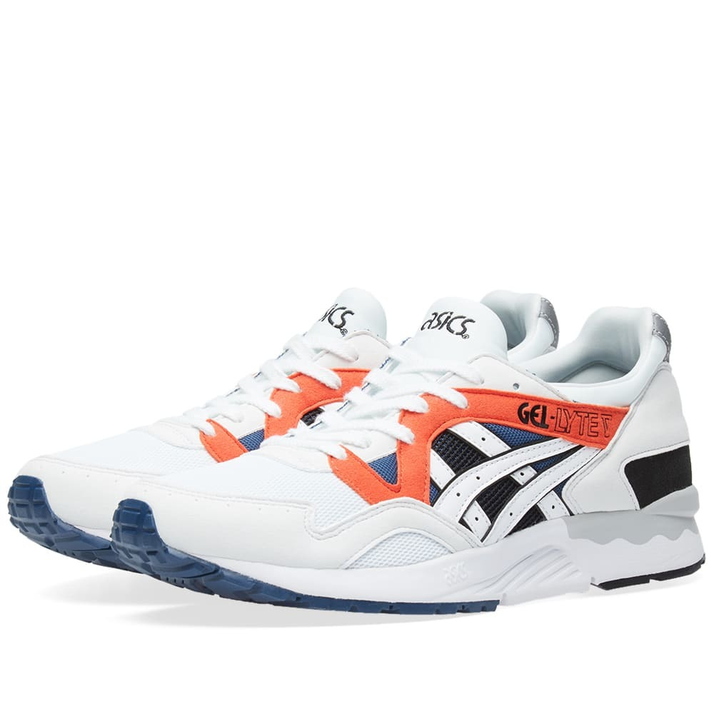 Photo: Asics Gel Lyte V White