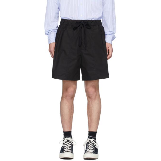 Photo: JW Anderson Black Drawstring Shorts