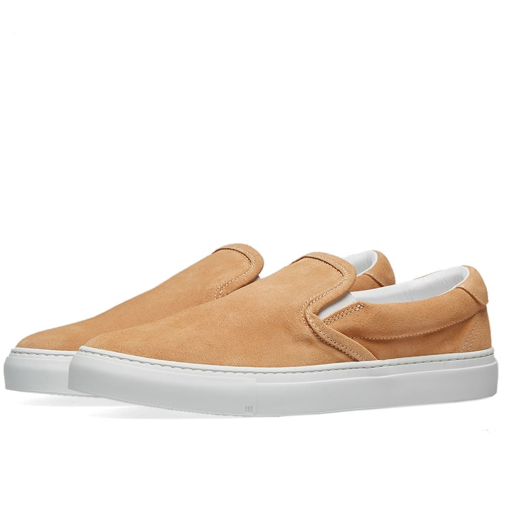 Photo: Diemme Garda Slip On Light Beige Suede