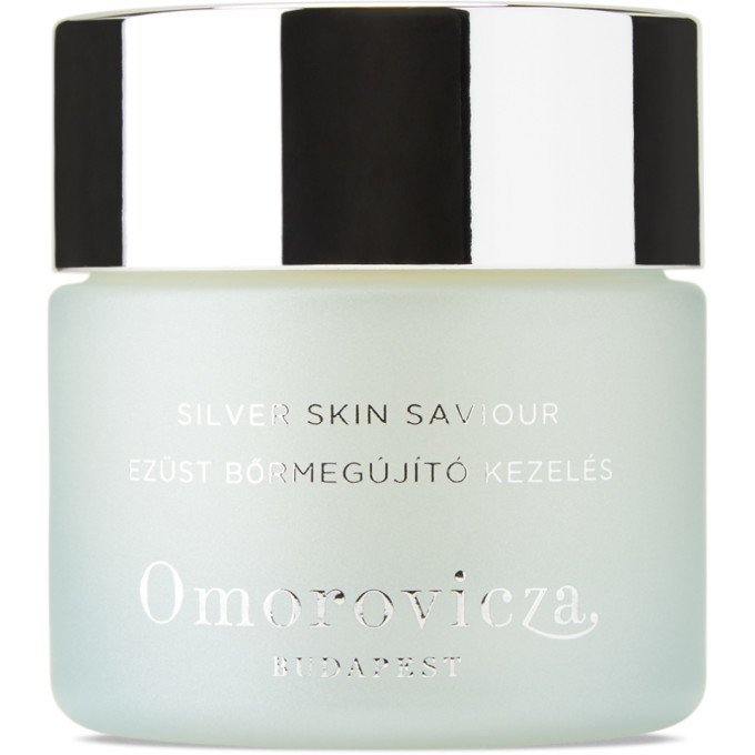 Photo: Omorovicza Silver Skin Saviour Mask, 50 mL