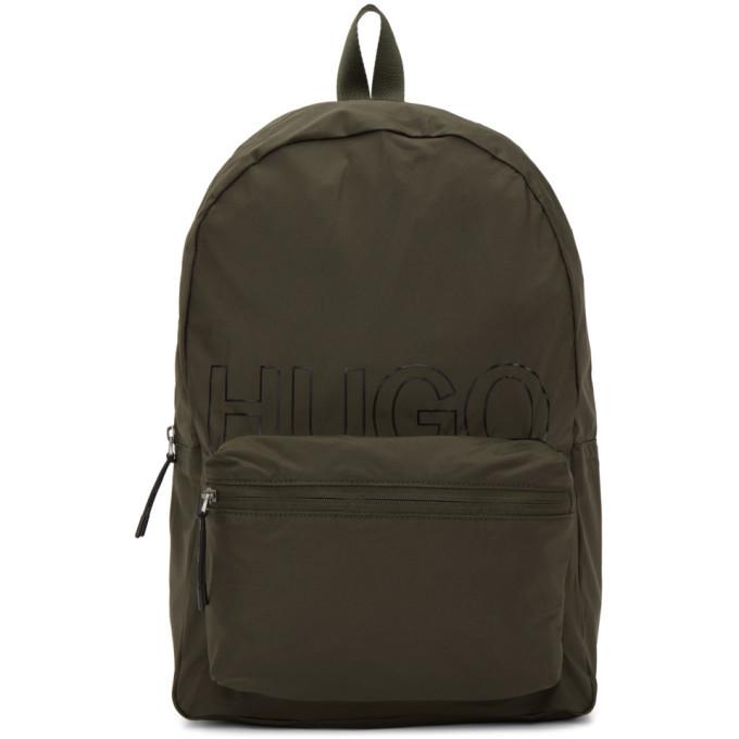 Photo: Hugo Green Convertible Reborn Backpack