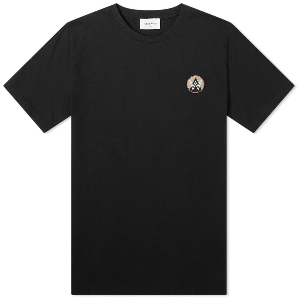 Wood Wood Slater Patch Tee