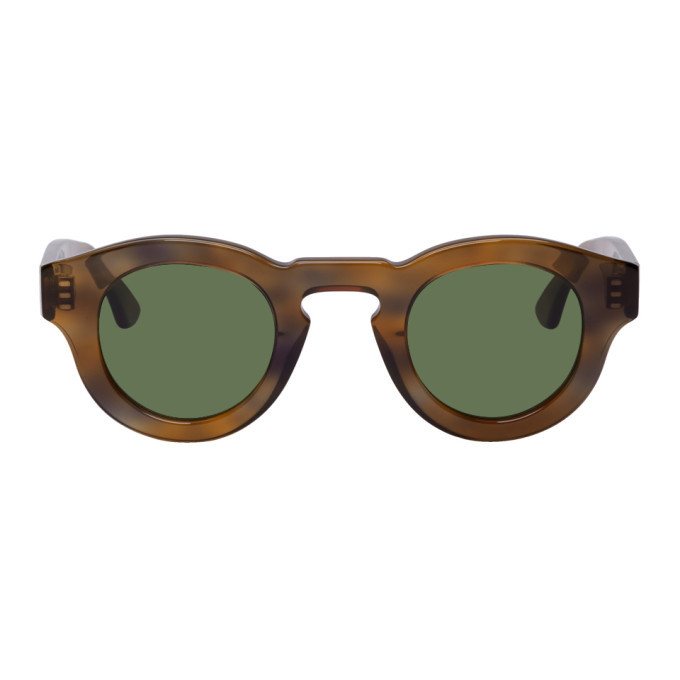 Photo: Thierry Lasry Brown Rumbly 128 Sunglasses