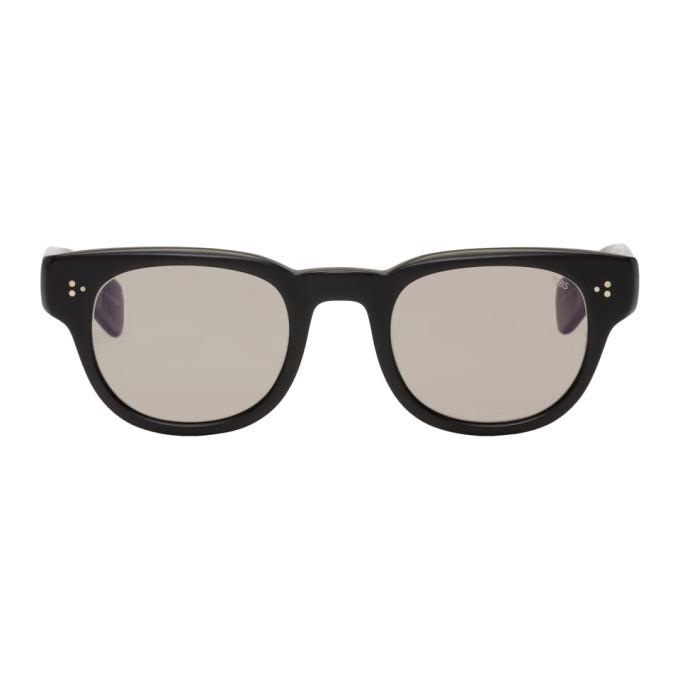 Photo: Eyevan 7285 Black 32949 Sunglasses