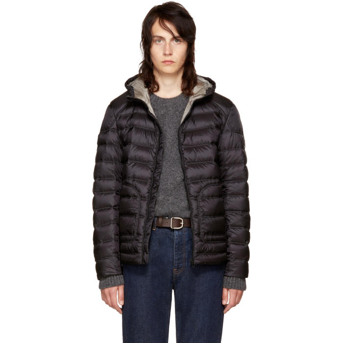 Belstaff Black Down Fullarton Jacket