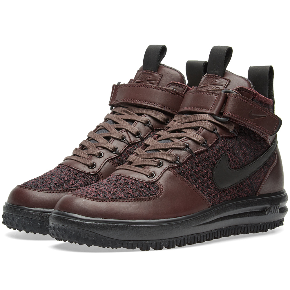 Photo: Nike Lunar Force 1 Flyknit Workboot