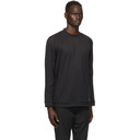 Asics Black Thermopolis Fleece Sweatshirt