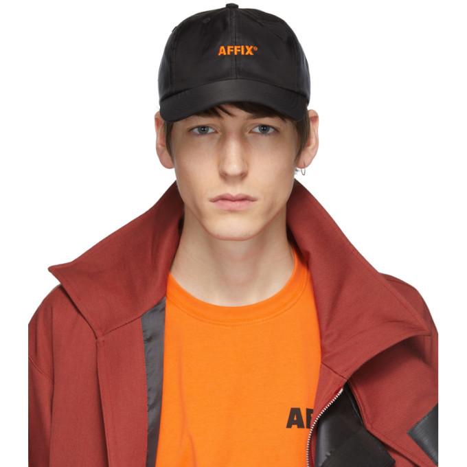 Photo: Affix Black Logo Cap