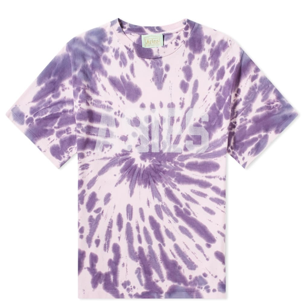 Photo: Aries Go Your Own Way Tie Dye Tee