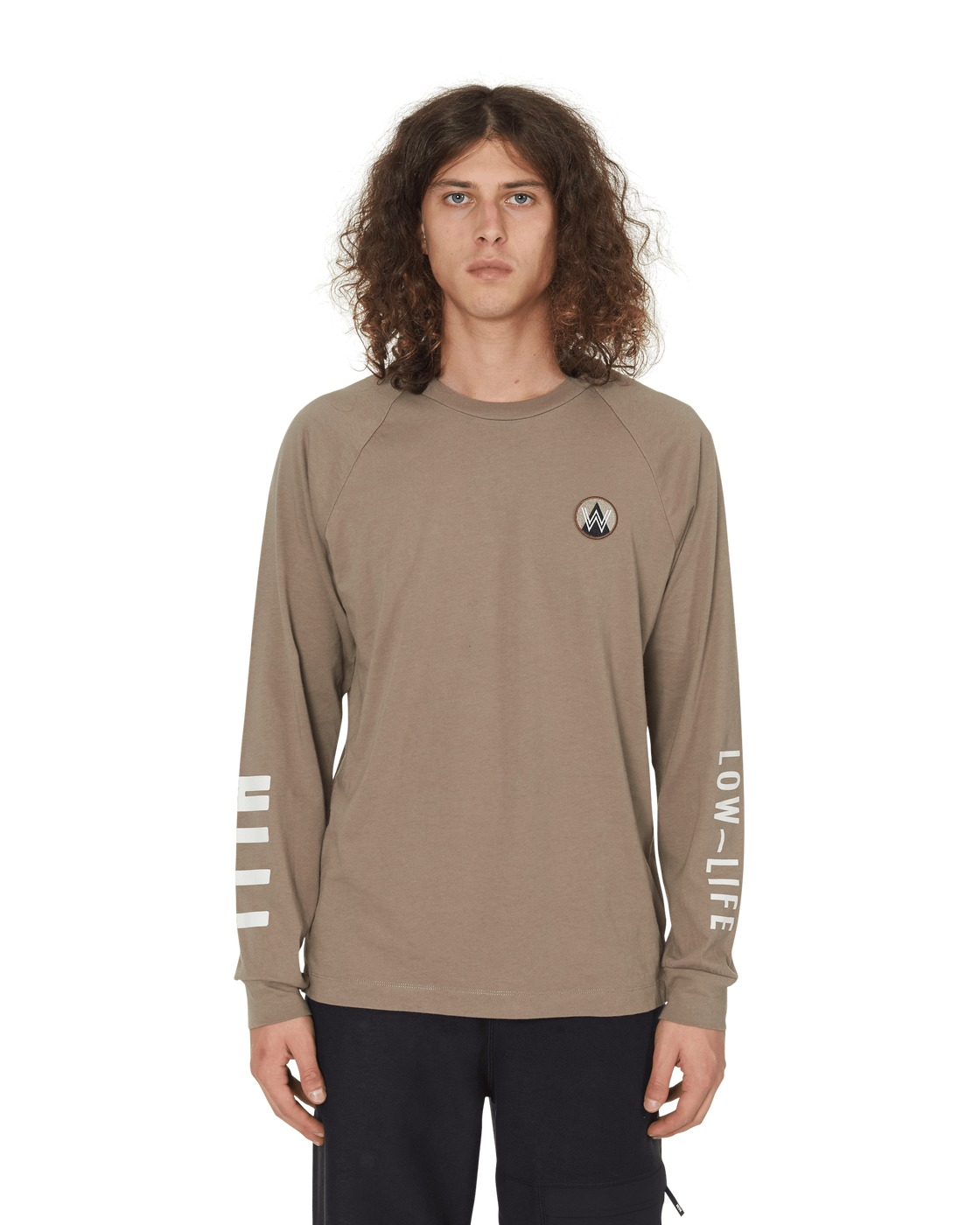 Photo: Wood Wood Han Long Sleeve Taupe