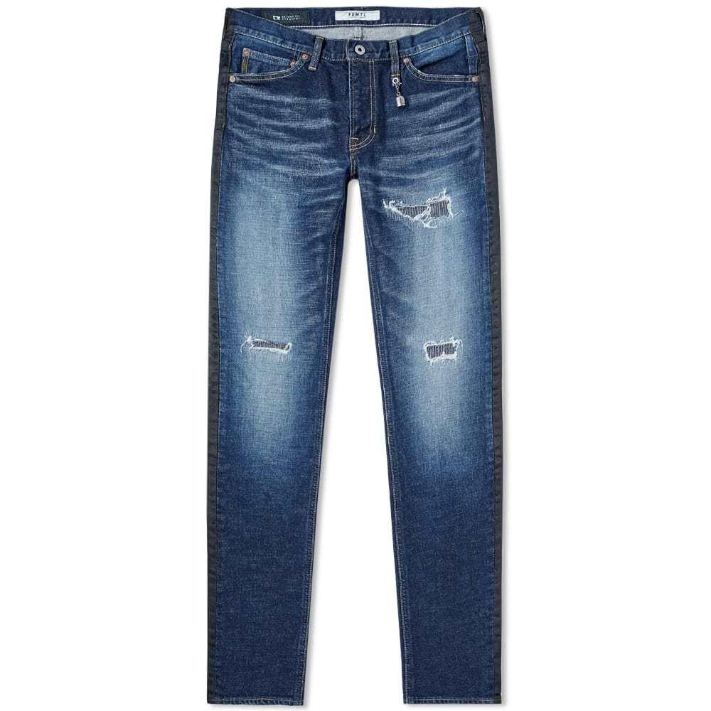 Photo: FDMTL Figure Skinny Fit Jean