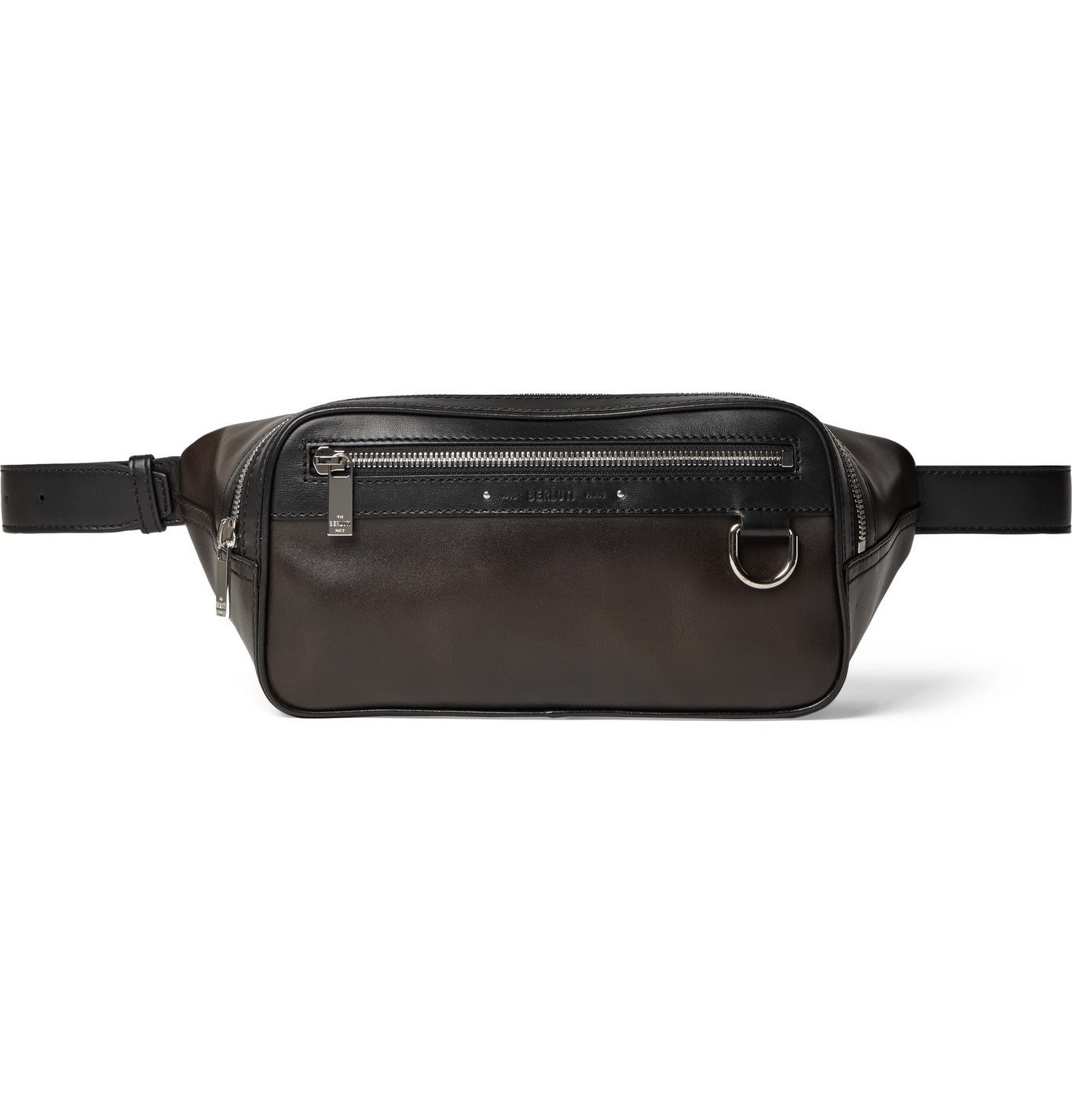 Photo: Berluti - Leather Belt Bag - Brown