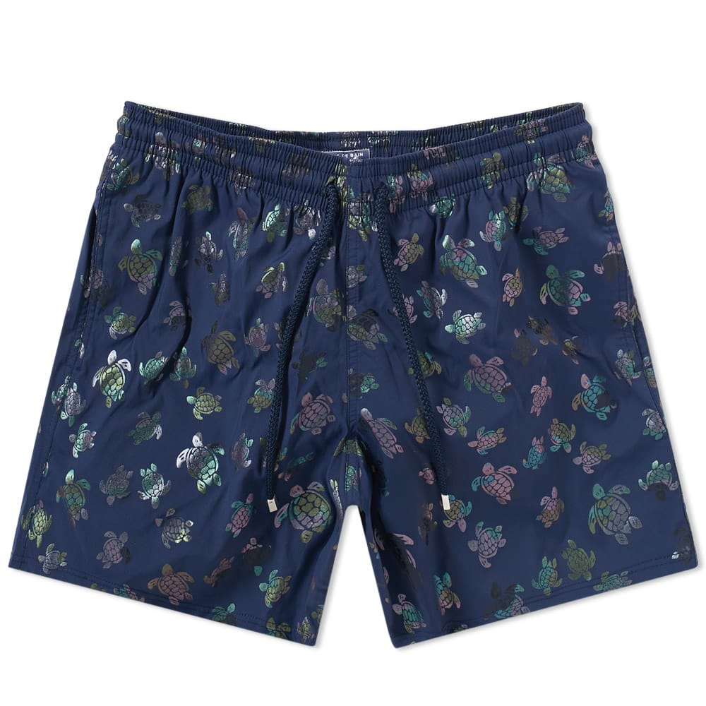 Photo: Vilebrequin Moorise Mordoré Superflex Swim Short