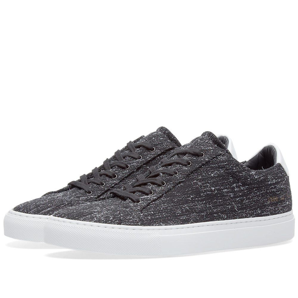 Photo: Common Projects Achilles Low Wool Grey