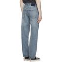 Ksubi Blue Anti K Vintage Jeans