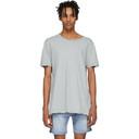 Ksubi Grey Seeing Lines T-Shirt