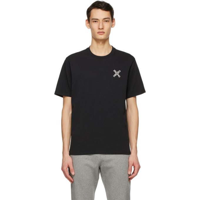 Photo: Kenzo Black Sport Little X T-Shirt