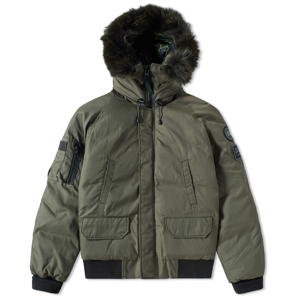 Photo: Canada Goose x Opening Ceremony Chilliwack Bomber