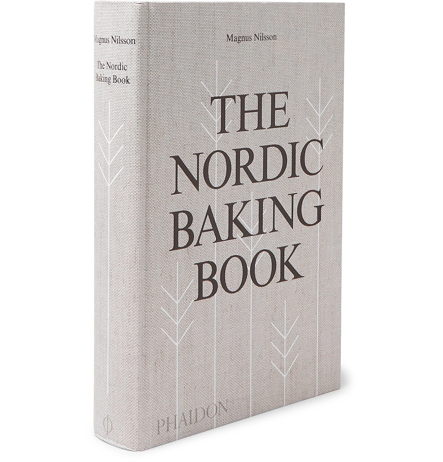 Photo: Phaidon - The Nordic Baking Book Hardcover Book - Gray